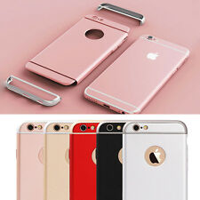 For Apple iPhone 6 6S Plus Armor Shockproof Hard Back Case Cover Ultra-thin Slim
