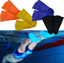 Scuba Snorkeling Silicone Swimming Diving Flippers Fins Paddle Size S M L XL XXL