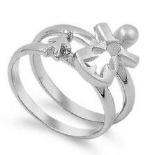 Mother Child Ring, 925 Sterling Silver, Mom Gift w FREE Box, Love, Detachable