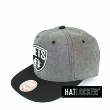 Mitchell & Ness - Brooklyn Nets Isles Snapback