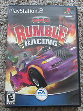 RUMBLE RACING SONY PLAYSTATION 2 PS2 RARE COMPLETE WITH CASE AND MANUAL