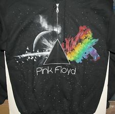 "PINK FLOYD ""ANY COLOUR YOU LIKE"" FULL ZIP HOODED SWEATSHIRT BRAND NEW"