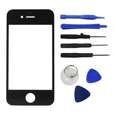 LCD Replacement Glass Front Screen Panel Cover + Tools for Apple iPhone 4S 5S 5