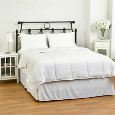 White Down Alternative Comforter - Duvet Cover Insert by ExceptionalSheets