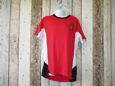 Manchester United t shirt age 6-7 red  (3197514 loc 195)