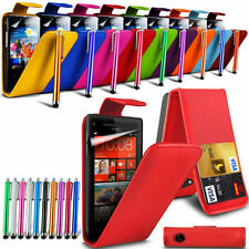 Case For New Samsung Galaxy Ace 4 SM-G357FZ Mobile Phone Top Flip Cover & Stylus