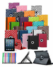 "Apple iPad Pro (12.9"") 2015 Tablet Case with 360 Rotating Function & Stylus Pen"