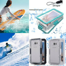 Diving Swim Waterproof Shockproof Phone Case Cover For Samsung Galaxy Note 5