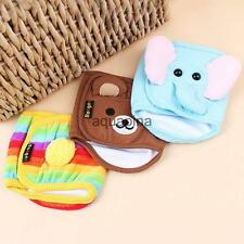 Cute Dog Belly Wrap Band Diaper Nappy Pants Pet Puppy Sanitary Underwear