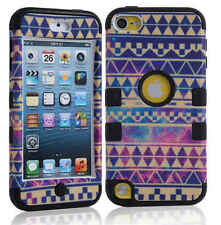 Shockproof For Apple iPod Touch 5th 6th Gen Protective Hard cover skin Case