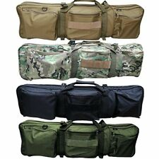 Tactical Hunting Carry Case Shotgun Air Rifle Gun Slip Padded Bag Adjustable