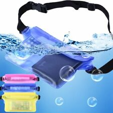 Rainproof  Waterproof  Waist Bag Dry Pouch Pack for Kayaking/Swimming/Beach