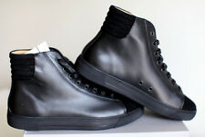 Silent by Damir Doma Black Fidis High Top Sneakers US 10