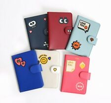 KDDM Travel wallet leather Passport Case Holder cover No skimming _ Merrygrin