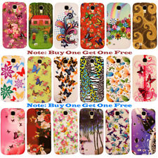 Samsung Galaxy TPU Gel Silicone Phone Case Covers For S3 i9300 S4 I9500 S3 Mini