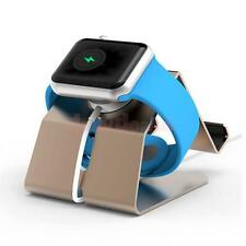 Docking Charger Charging Station Stand Cradle Platform For iPhone Apple Watch