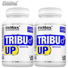 Tribu Up 120/240 Caps. Testosterone Booster Tribulus Terrestris Avena Sativa
