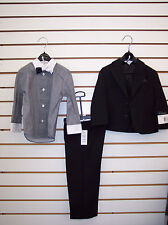 Toddler & Boys $110 Young Kings By Steve Harvey 4-Pc. Suit Size 2T - 6