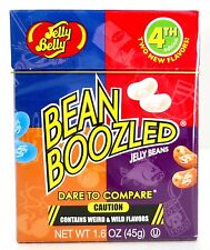 4th Edition Jelly Belly Bean Boozled Beans Refill 1.6 oz (45g)/ Flip Top Boxes