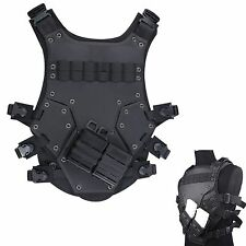 Tactical Assault Cosplay TF3 SWAT Vest TMC CS Paintball Protective Chest Vest