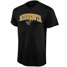Minnesota Golden Gophers Youth Black Arched University T-Shirt