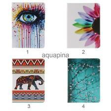 Folio Flip PU Leather Protect Cover Card Case Holder For iPad 6 7 Air 2 3 Mini