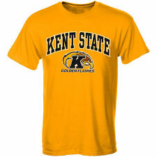 Kent State Golden Flashes Gold Arch Over Logo T-Shirt