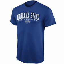 Indiana State Sycamores Youth Royal Blue Arched University T-Shirt