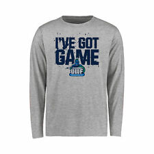 West Florida Argonauts Youth Heather Gray Got Game Long Sleeve T-Shirt