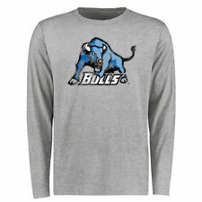 Buffalo Bulls Ash Big & Tall Classic Primary Long Sleeve T-Shirt