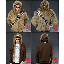 MARC ECKO STAR WARS Chewbacca Jacket Coat Reversible Four Wookie Chewy S -M