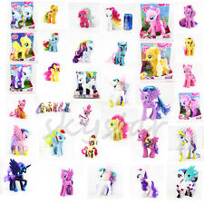 My Little Pony Friendship Horse magic princess Luna Princess Celestia Figure toy