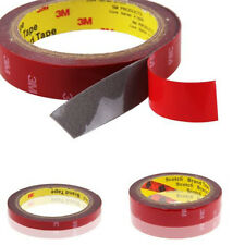 """Super 1 Roll Auto Acrylic Plus Double Sided Attachment Tape Car Truck Van 100"""""""