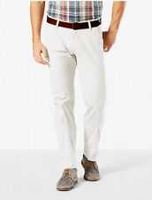 Dockers Alpha Stretch Khaki Men's Slim Fit Tapered Leg Pants Cotton NWT
