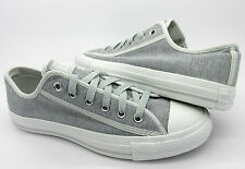 CONVERSE CT SPEC OX Womens Grey Textile Trainers 127313C