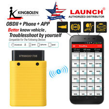 Launch X431 EasyDiag 2.0 PLUS For Android IOS OBDII Code Reader Diagnostic Tool