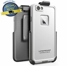 """Encased Belt Clip Holster Pouch Lifeproof FRE NUUD Case iPhone 5 5s 6 6s Plus """""""