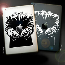 iPad / Tablet Businessman Decal Sticker, Graffiti Style, All sizes, Two colours