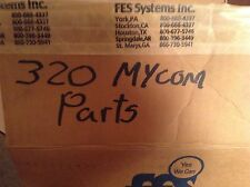 Box of HVAC parts
