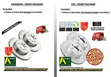 HOLDEN Commodore VT VU VX VY VZ (FRONT or REAR) Disc Brake Rotors ADB040