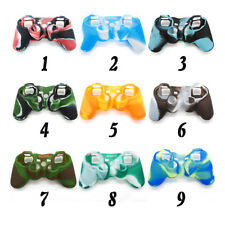 New 1PC Silicone Protective Cover For Sony Skin Case PlayStation  PS3 Controller