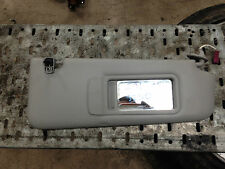 BMW E91 touring OS driver side sunvisor with vanity mirror