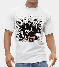PULP FICTION LOGO T-SHIRT NEW FRUIT OF THE LOOM PRINT BY EPSON