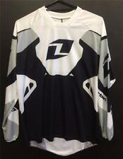 NEW ONE INDUSTRIES CARBON JERSEY - MX * BMX - BLACK - ADULT XLARGE - RACEWEAR