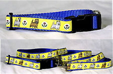 Dog Ink NEW US Made Leash/Collar Set Cairn Terrier