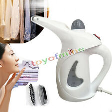 Portable Travel Hand Held Iron Clothes Steamer Garment Steam Brush NEW AU STOCK