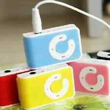 Cute Mini Clip USB MP3 Music Player Support 1-16GB Micro Memory SD TF Cards Cool