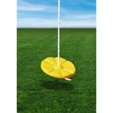 Plastic Daisy Disc Swing With Rope Playground Equipment Cubby House Climb Acc