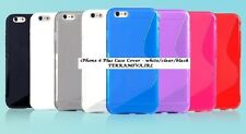 "IPHONE 6 PLUS COVER 5.5"" CASE S-LINE TPU RUBBER SILICONE GEL CASE COVER 5.5 inch"