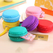 1pcs Women Purse Macaron Silicone Waterproof Wallet Pouch Coin Bag Girl Gift Hot